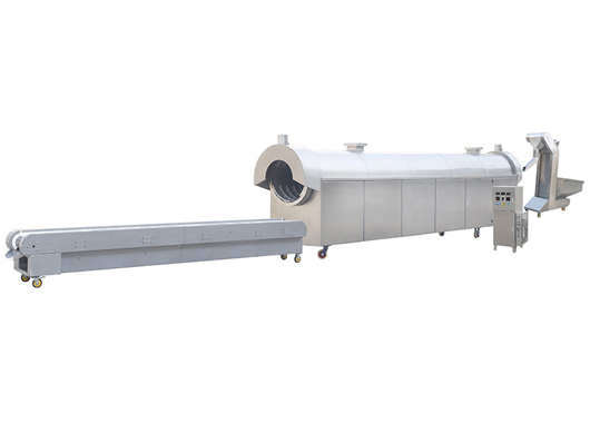 The DCLS 9-80 continuous electromagnetic roasting production line